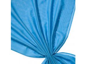 Fine Merino Etamine - SKY BLUE- width 148 cm, weight 115g/m2