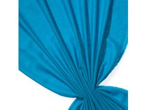 Fine Merino Etamine - PETROL - width 148 cm, weight 115g/m2