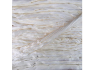Milk fibers strips, NATURAL