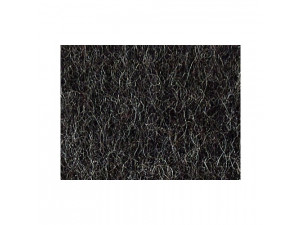 Wool Felt, ANTHRACITE - width 200 cm, thickness cca 3 mm