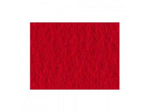 Wool Felt, RED - width 200 cm, thickness cca 3 mm