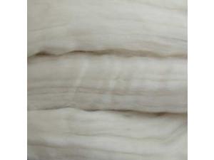 Baby Alpaca wool in strips, ROYAL, NATUR