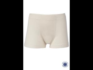 BIO Cotton Boy Boxer pants, GREY - size 50/56 to 74/80
