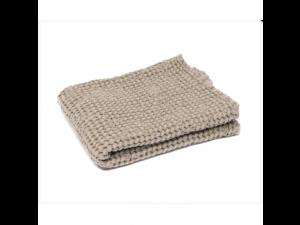 Linen - Cotton towel - NATURAL
