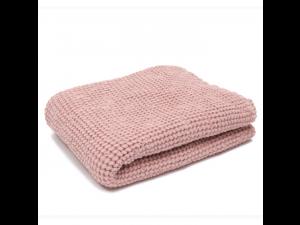 Linen - Cotton towel - PINK