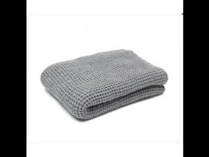 Linen - Cotton towel - GREY