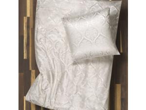 CASTLE Silk Fitted sheet - Lighter Jacquard silk / 22 momme (mm)