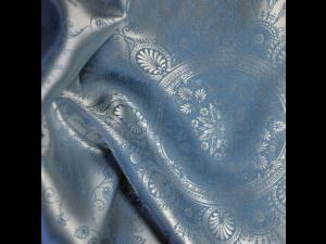 DOLCE TOURAIZE Silk Flat sheet - Thicker Jacquard silk