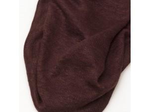 ECO Hemp Jersey, BROWN, width 110cm, weight 130g/m2