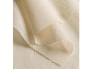 BIO cotton, nessel, NATURAL Transparent, 67 g/m2, width 182 cm