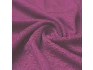 ECO Merino Silk jersey - PURPLE, 180 g / m2, width 150 cm