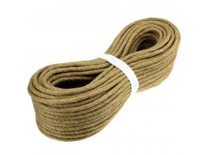 Jute rope - Ø 6 mm