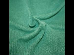 Hemp Jersey, SMARAGD, width 104cm, weight 330g/m2