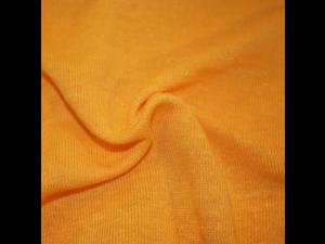 Hemp Jersey, YELLOW, width 104cm, weight 330g/m2