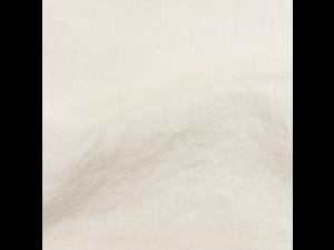 Linen Fabric - MILKY WHITE Prewashed - 165 g/m2, width 140 cm
