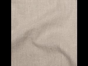 Linen Fabric - NATURAL Prewashed - 280 g/m2, width 140 cm