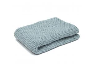 Linen - Cotton towel - LIGHT BLUE