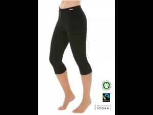 ECO Cotton Women's capri leggings /bodyfit