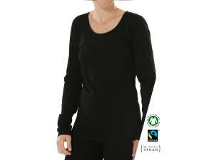 ECO Cotton Women's top /c bodyfit