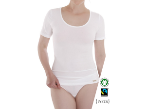 ECO Cotton Women's top /b bodyfit
