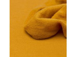 ECO Merino Knitted Terry - YELLOW, 250 g / m2, width 180 cm