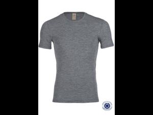 DISCOUNT / BIO Merino Men's  shirt, ANTHRACITE GRAY / size 46/48