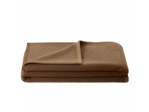 Camel wool blanket, NATURAL