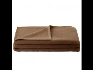 Children´s Camel Blanket  - BROWN