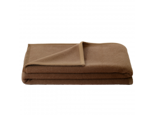 Camel Blanket - BROWN