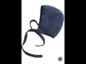 BIO Merino Fleece Children`s Caps, BLUE - 50/56 to 62/68