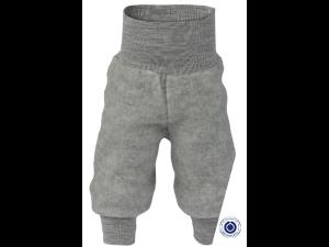 BIO Merino Fleece Children`s Pants, GREY - 50/56 to 86/92