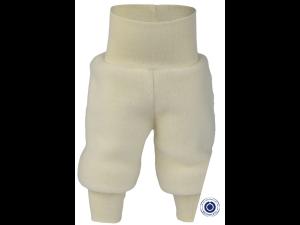 BIO Merino Fleece Children`s Pants, NATURAL - 50/56 to 62/68