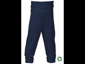 BIO Merino-Silk Baby Pants, BLUE - size 50/56 to 86/92