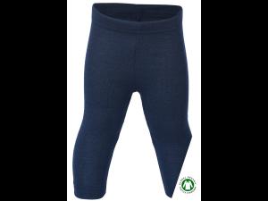 BIO Merino-Silk Leggins,  BLUE - 62/68 to 86/92