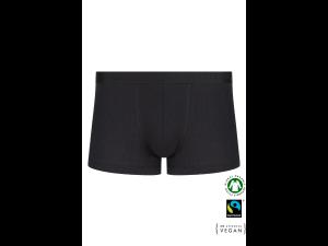 BIO Cotton Men's low boxer pants - BLACK