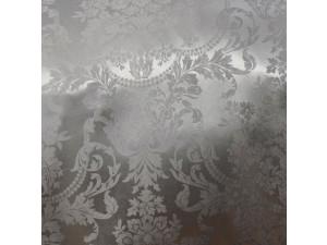 Silk Jacquard Fabric, thicker silk, SREBRNA, width 280 cm