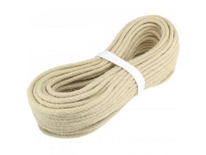 PP Hemp rope, artifical hemp, Ø 6 mm