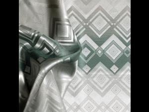 Silk Jacquard Fabric, thicker silk, RUWEN, width 280 cm
