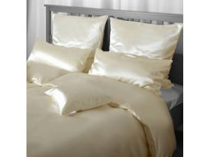 Silk Bed linen set, Thicker silk - NATURAL / 26 momme (mm)