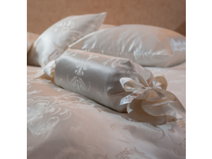 SIENNA Silk Flat sheet - Thicker Jacquard silk