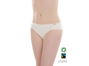 ECO Women's Cotton mini slip panties /basic