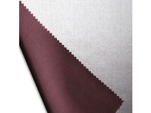 Silk satin fabric, thicker silk, PASTEL RED, width 280 cm / 28 momme (mm)