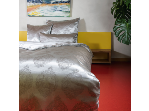 BEA & DON Silk Bed linen - Heavy Jacquard silk / 31 momme (mm)