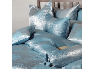 DOLCE TOURAIZE Silk Bed linen - Heavy Jacquard silk / 31 momme (mm)