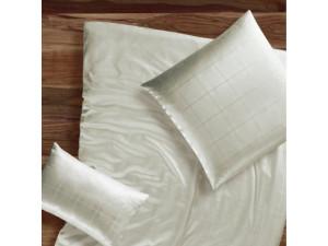 KENT NATURALE Silk Bed linen - Lighter Jacquard silk / 22 momme (mm)