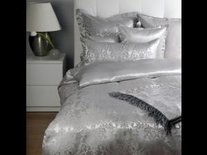 PORTOFINO Silk Bed linen - Heavy Jacquard silk / 31 momme (mm)