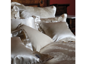 SOGNI D'ORO Silk Bed linen - Heavy Jacquard silk / 29 momme (mm)