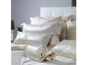 HERITAGE Silk Pillowcase - Jacquard Thicker silk / 28 momme (mm)
