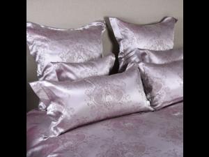 LIA DREAM Silk Pillowcase - Jacquard Thicker silk / 31 momme (mm)