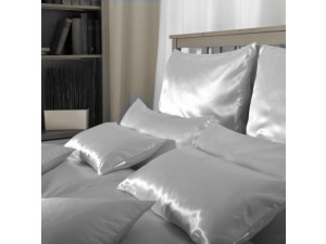 Silk pillowcase, Thicker silk - MARINE BLUE / 28 momme (mm)